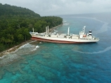 EcoStrategic - Asia-Pacific coral reefs - impacts of ship groundings