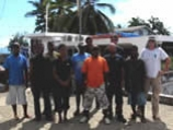 EcoStrategic - PNG marine team surveys Louisiade Islands